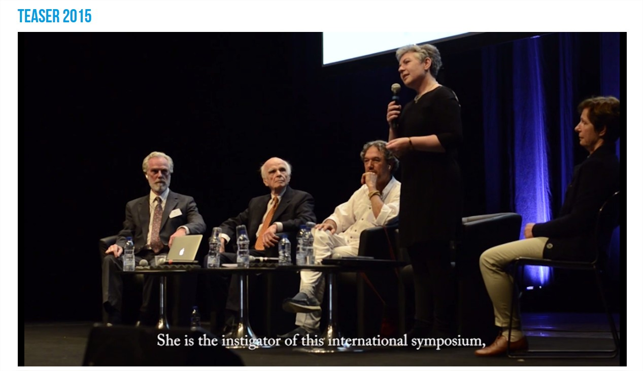 Teaser - 5eme Symposium International 2015