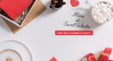 la belle epoque menu saint valentin 2017 image actu site palais beaumont