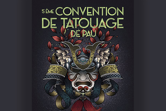Convention de Tatouage de Pau 2018