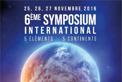 Symposium international 2016 5 éléments 5 continents au Palais Beaumont Pau image